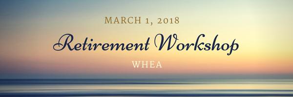Retirement Workshop